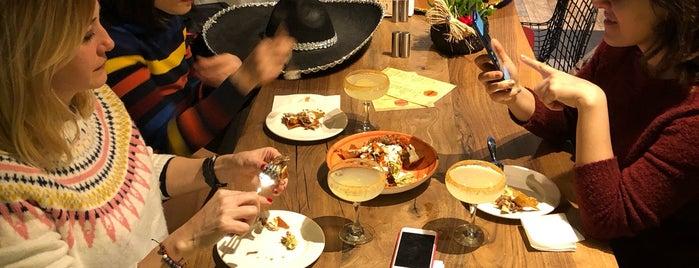 Magnifico Taco is one of Lieux qui ont plu à Fidan.