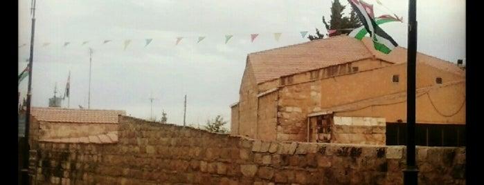 Madaba Archaeological Park is one of Jordan #notMichael.