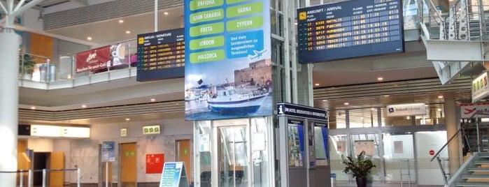Flughafen Erfurt-Weimar (ERF) is one of Airports Europe.