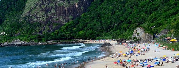 Praia de Grumari is one of Brazil.