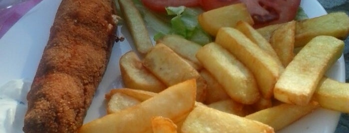 Rincon del Parque is one of Donde Comer en Rute.