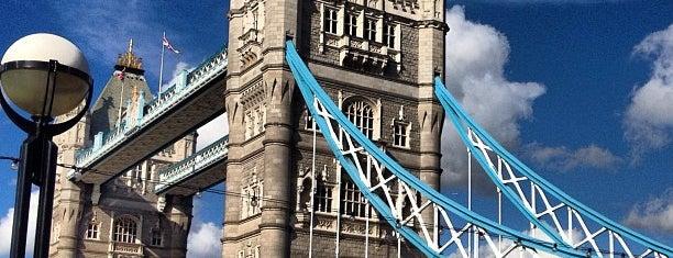 ทาวเวอร์บริดจ์ is one of London City Guide.