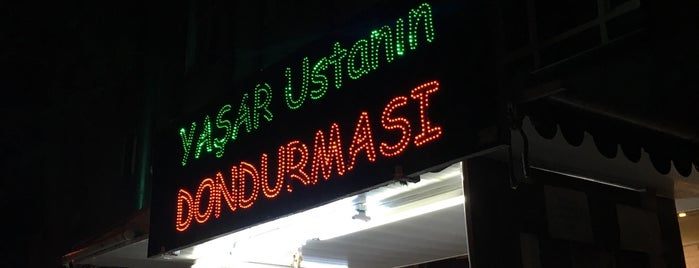 Dondurmacı Yaşar Usta is one of Istanbul Favorites.