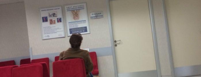 Avicenna Umut Hastanesi is one of Neslihan'ın Beğendiği Mekanlar.