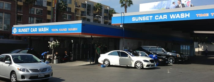 Sunset Car Wash is one of ROAD TRIP USA · 2016.