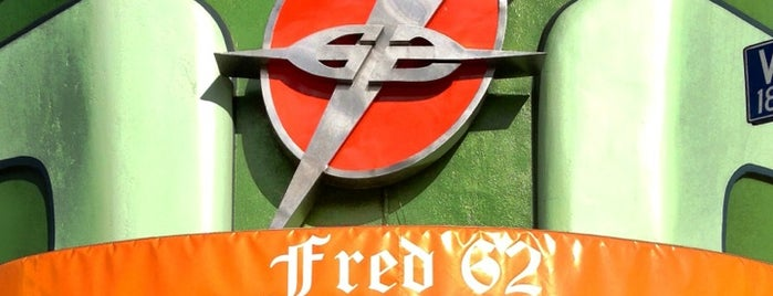 Fred 62 is one of LA - Restaurants I've Enjoyed.