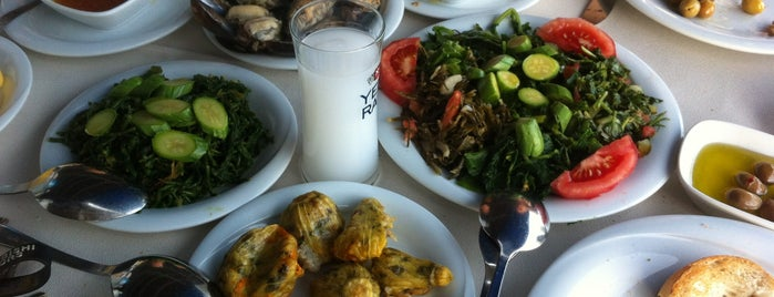 Cunda Deniz Restaurant is one of ROMANTİK..