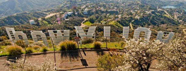 Letreiro de Hollywood is one of California - The Golden State (Southern).