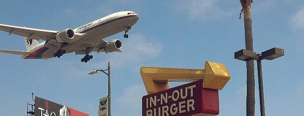 In-N-Out Burger is one of Aviation Geek!.