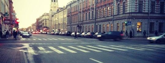 Средний проспект В. О. is one of Posti che sono piaciuti a Anastasia.
