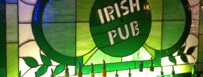 Irish Pub is one of Center City Sips 2015.
