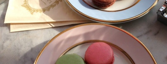 Ladurée is one of F.