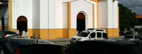 Capela Menino Jesus de Praga is one of สถานที่ที่บันทึกไว้ของ Arquidiocese de Fortaleza.