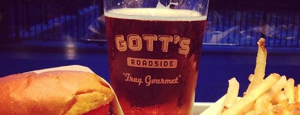 Gott's Roadside is one of SanFran.