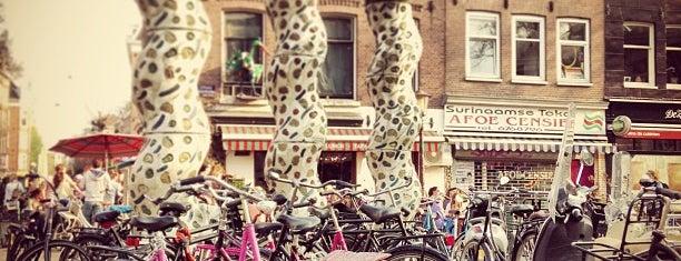 Het Paardje is one of Amsterdam.