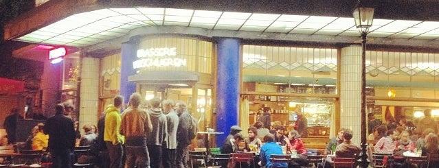 Brasserie Verschueren is one of Hello, Brussels.