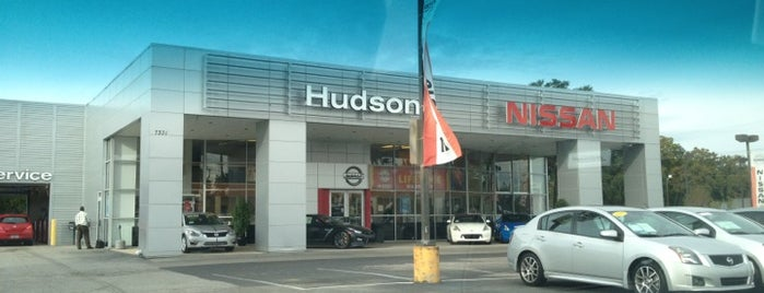 Hudson Nissan is one of Tyler 님이 좋아한 장소.