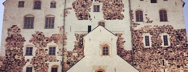 Turun linna is one of Turku.