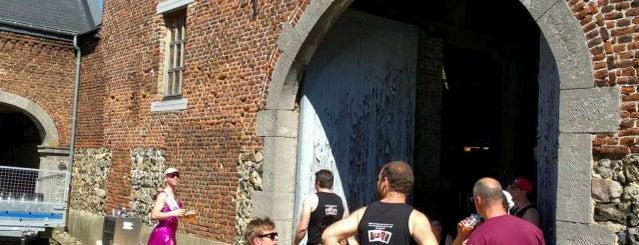 La Brasserie de Jandrain-Jandrenouille is one of Beer / Belgian Breweries (2/2).