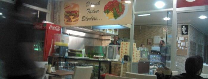 Cadde Burger is one of Posti che sono piaciuti a Onur.