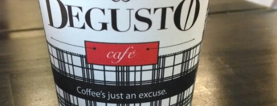 Degusto Café is one of Posti salvati di Claudio.