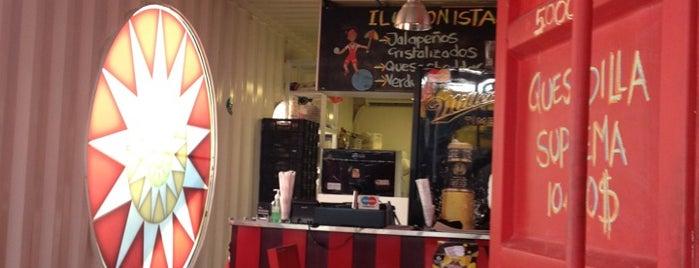 Fresh Circus Hamburguesas is one of Medellín.