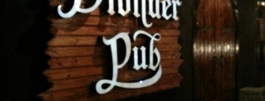 Blonder Pub is one of Lugares favoritos de Ali.