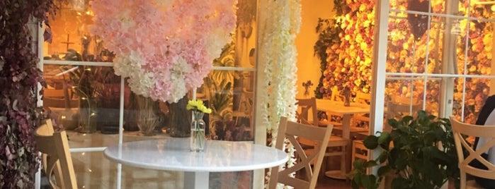Ema Floral Cafe is one of Lugares guardados de Merve.