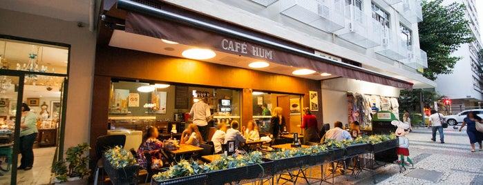 Café Hum is one of Rio de Janeiro.