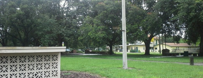 Borrell Park is one of City of Tampa Parks.