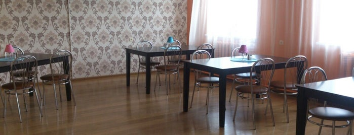 Bistro CATA is one of Places to eat in Cesis.