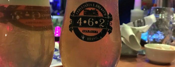 462 Brewpub is one of Lugares favoritos de Robson Alvaro.