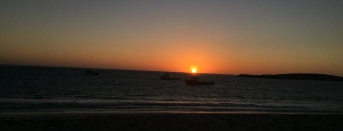 Lancelin Back Beach is one of Lugares favoritos de Andreas.