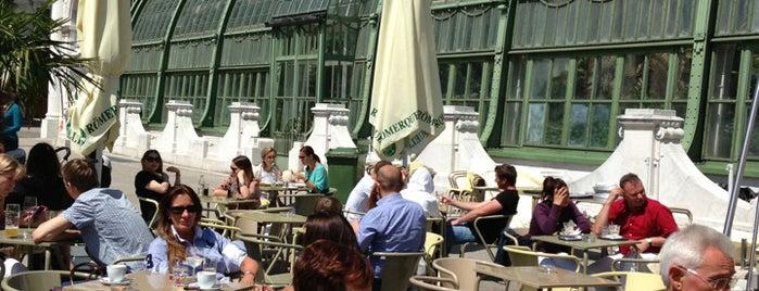 Palmenhaus is one of Vienna.