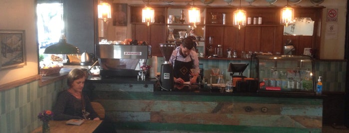 Cardinal Casa de Café is one of Mexico City's Best Coffee.