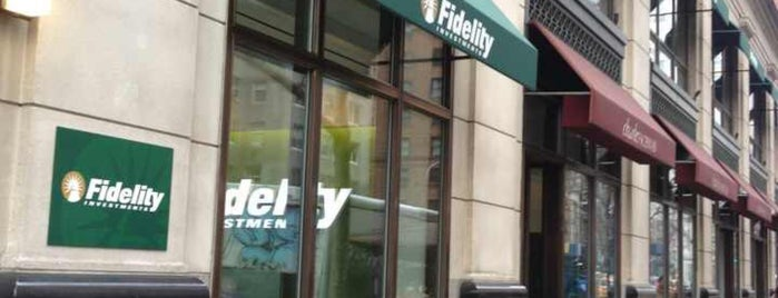 Fidelity Investment is one of NYC Home.