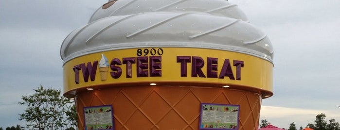 Twistee Treat Westside is one of Orlando.