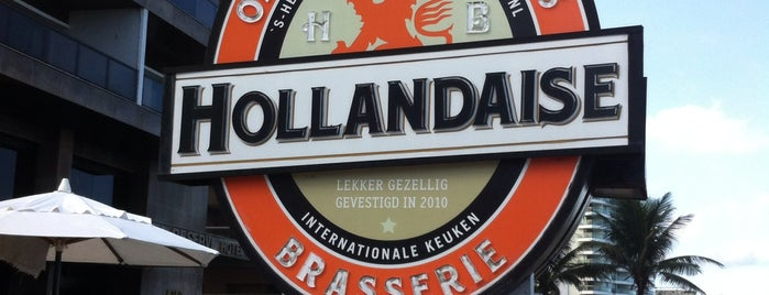 Hollandaise Brasserie is one of Restaurante.
