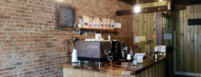 Kava Shteeble is one of Coffee Places_New York.