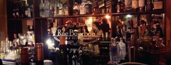 Rue Bourbon is one of Makati City.
