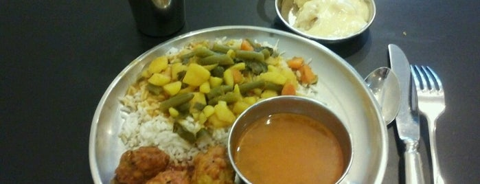 Govinda's is one of Veggie Auckland.