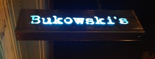 Bukowski's Bar is one of Praha: 72 hours in Prague.