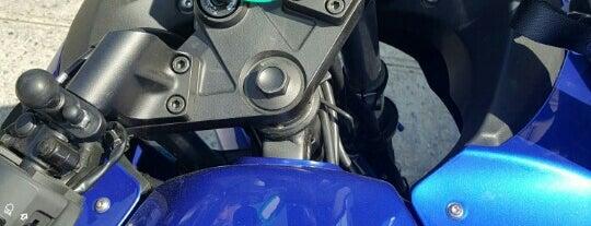 New York Honda/Yamaha is one of Superjonbot : понравившиеся места.