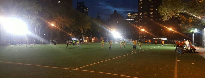NYC Social Sports Club - Chelsea Fields is one of Out & About in NY.