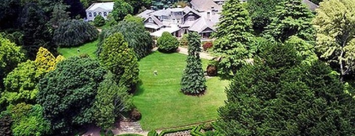 Milton Park Country House Hotel & Spa is one of Garden.