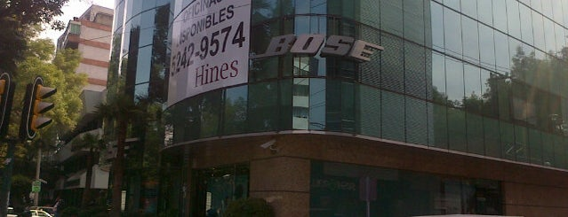 Bose is one of Locais curtidos por Dany.