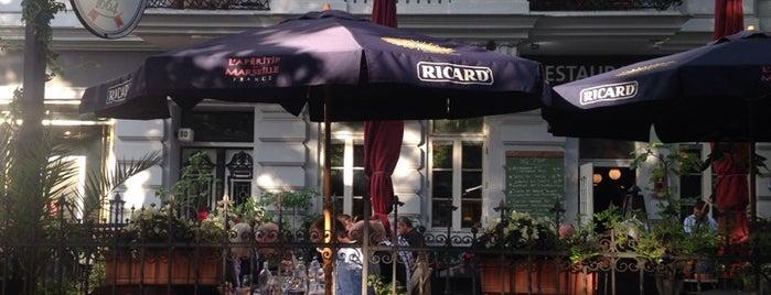 Le Piaf is one of สถานที่ที่บันทึกไว้ของ Cody.