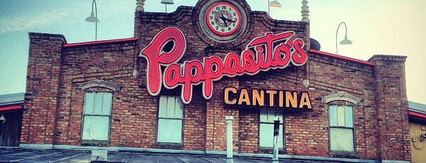Pappasito's Cantina is one of Lugares favoritos de Tony.