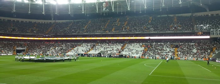 Vodafone Park is one of Omer 님이 좋아한 장소.