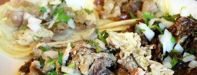 Tacos Al Vapor El Canelo is one of [ Los Angeles ].